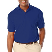 Blue Generation Men's Snag Resistant Wicking Polo