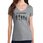 The Family Ladies V-neck T-shirt