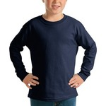 Gildan Youth Ultra Cotton™ Long Sleeve T Shirt