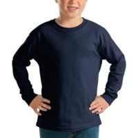 Gildan Youth Ultra Cotton™ Long Sleeve T Shirt Thumbnail