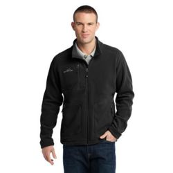 Eddie Bauer Wind Resistant Full Zip Fleece Jacket Thumbnail