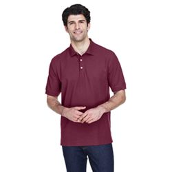 Devon & Jones Men's Pima Piqué Short-Sleeve Polo Thumbnail