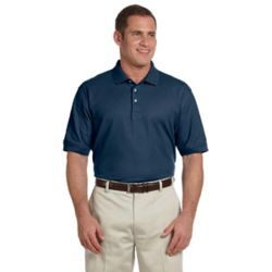 Devon & Jones Men's Tall Pima Piqué Short-Sleeve Polo D100T Thumbnail