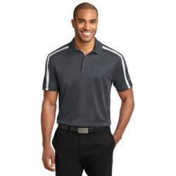 Port Authority Silk Touch™ Performance Colorblock Stripe Polo K547 Thumbnail