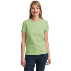 Gildan Ladies Ultra Cotton ® 100% Cotton T Shirt Thumbnail