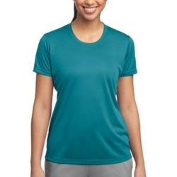 Sport Tek Ladies Moisture Wicking Tee Thumbnail