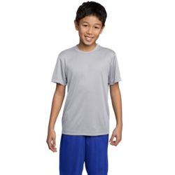 Sport Tek Youth Moisture Wicking Tee Thumbnail
