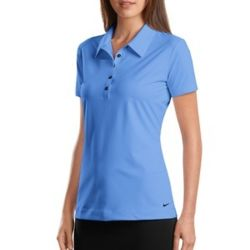 Nike Golf Elite Series Ladies Dri FIT Ottoman Bonded Polo Thumbnail