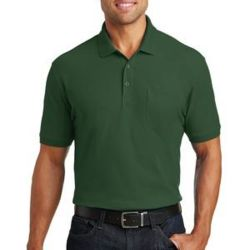 NEW Core Classic Pique Pocket Polo Thumbnail