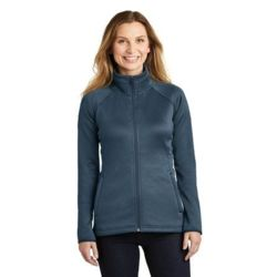 The North Face® Ladies Canyon Flats Stretch Fleece Jacket Thumbnail