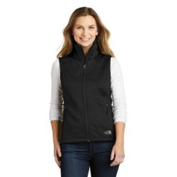 The North Face® Ladies Ridgeline Soft Shell Vest Thumbnail