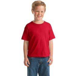 Gildan Youth DryBlend™ 50 Cotton/50 DryBlend™Poly T Shirt Thumbnail