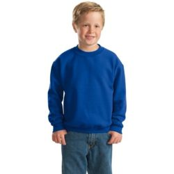 Gildan Youth Heavy Blend™ Crewneck Sweatshirt Thumbnail