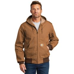 Carhartt ® Thermal-Lined Duck Active Jacket - CTJ131 Thumbnail