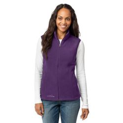 EB205 Ladies Fleece Vest Thumbnail
